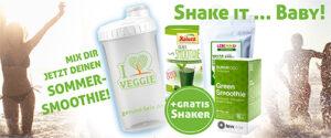 Unsere Shaker Aktion! Schnell mitmachen & bestellen!