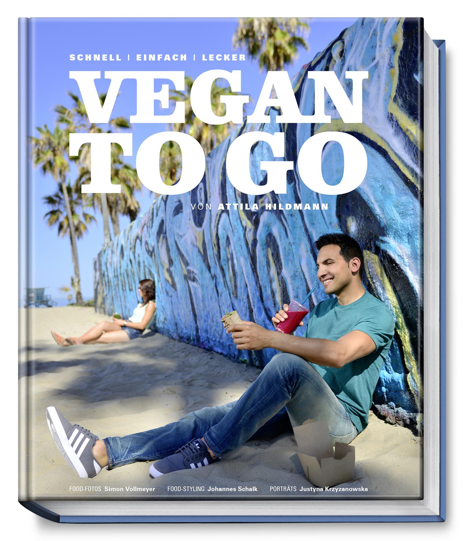 Vegan to go - veganes Buch