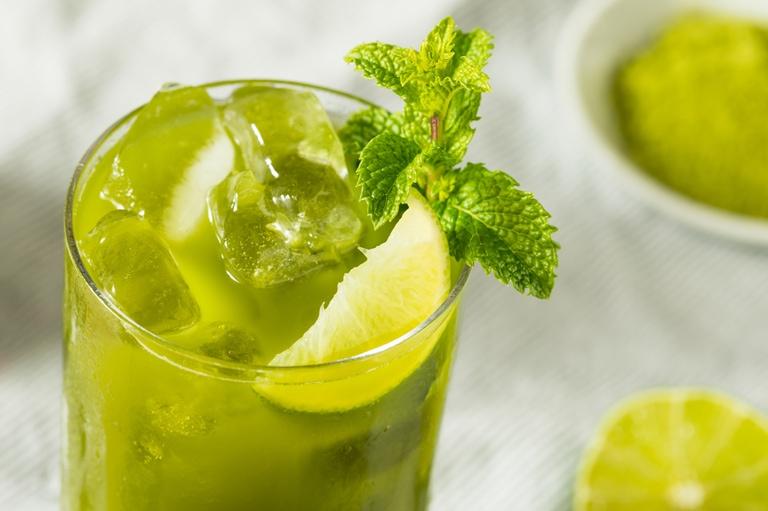Rezept: Matcha-Limonade – ideal für heiße Sommertage (Vol. 01)