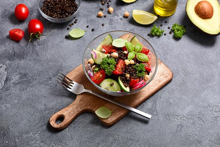 Vegane Ernährung 2.0