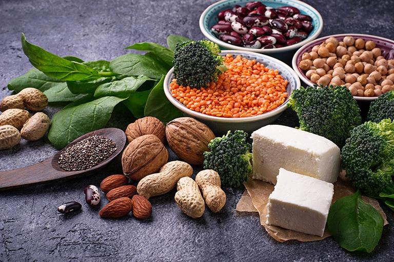 Informationen über veganes Leben