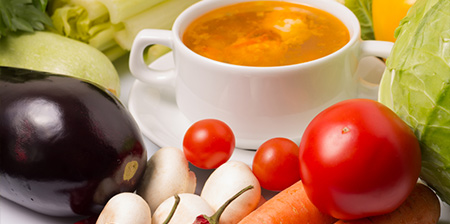 Vegane Ernährung - vielfältiger als man denkt.