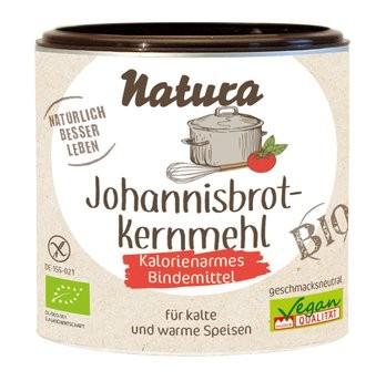 Natura : Johannisbrotkernmehl, bio (100g)