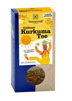 Sonnentor : Goldener Kurkuma Tee lose, bio (120g)