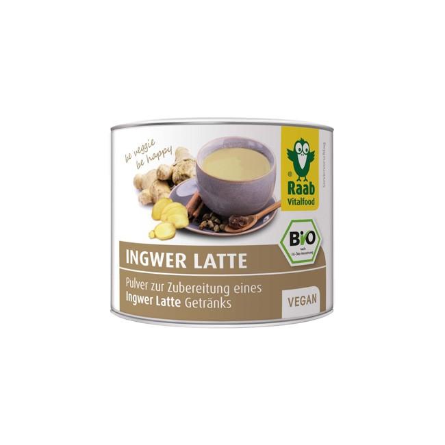 Raab Bio Ingwer Latte (70g)