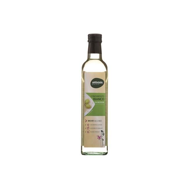 Naturata: Feine Würze Bianco Balsamico Condimento, bio (500ml)