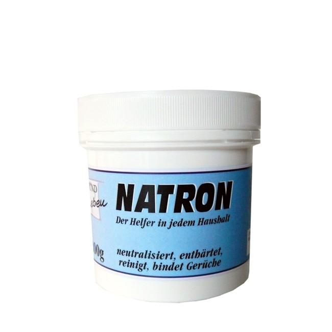 Natron für Laugenbrötchen und Helfer in Küche und Haushalt
