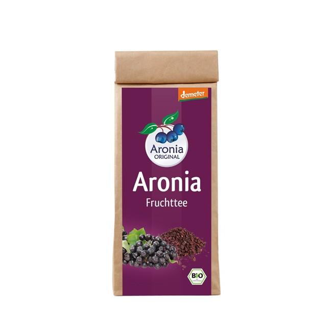Aronia Sepzialtee aus 100% Tresterpulver demeter - Aronia ORIGINAL