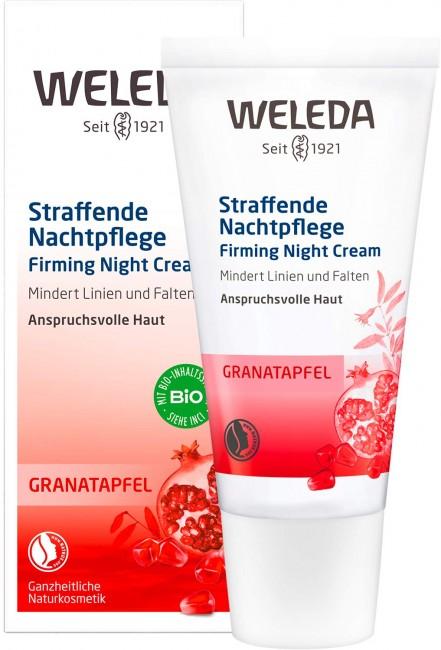 Weleda : Granatapfel Straffende Nachtpflege (30ml)