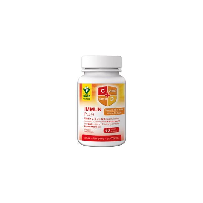 Raab Immun Plus Lutschtabletten (60 Stk)