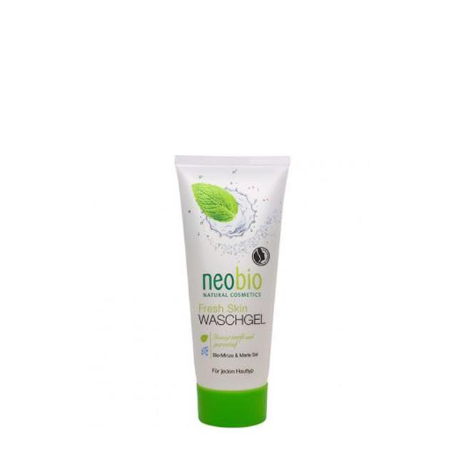 Fresh Skin Waschgel von Neobio (100ml) - vegane Naturkosmetik