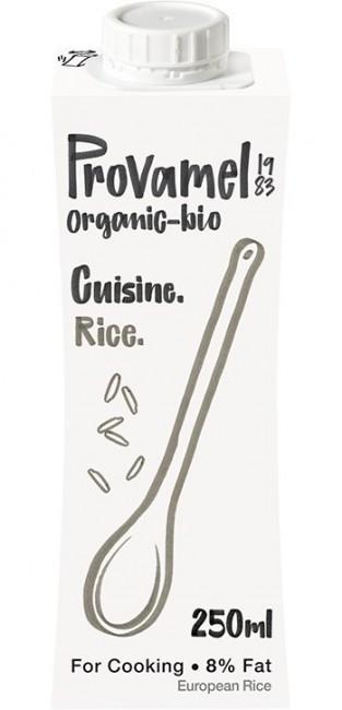 Provamel : Reis Cuisine, bio (250ml)**