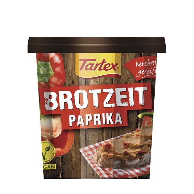 Paprika-Pastete bio 125g von Tartex