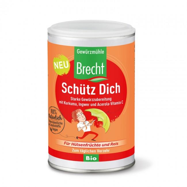 Brecht : Schütz Dich, Dose, bio (65g)