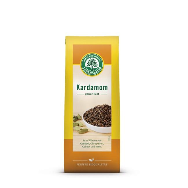 Bio Kardamom für die würzig orientalische Küche von Lebensbaum