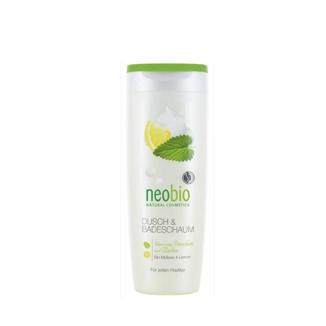Neobio : Dusch- und Badeschaum (250ml)
