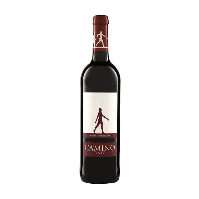 veganer, trockener Rotwein Camino Tinto 750ml-Flasche