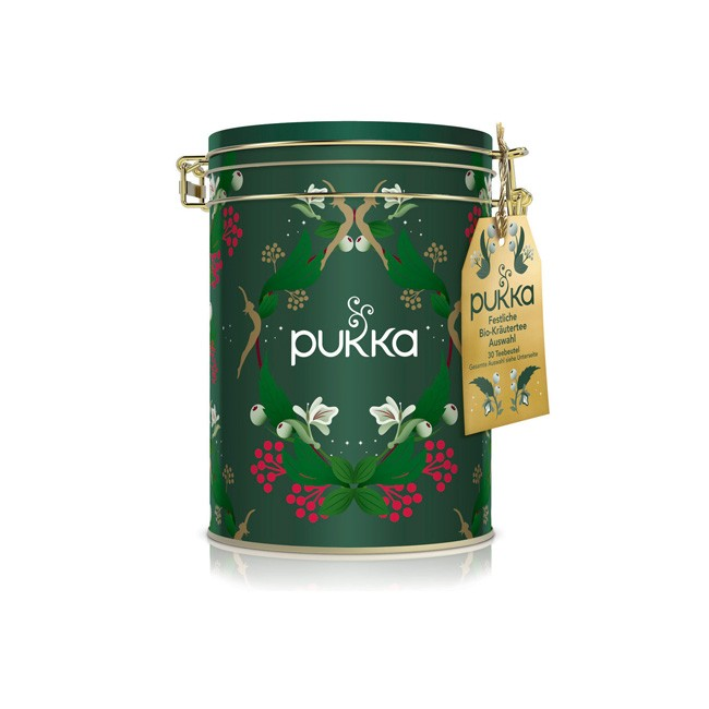 Pukka Winterdose Geschenk