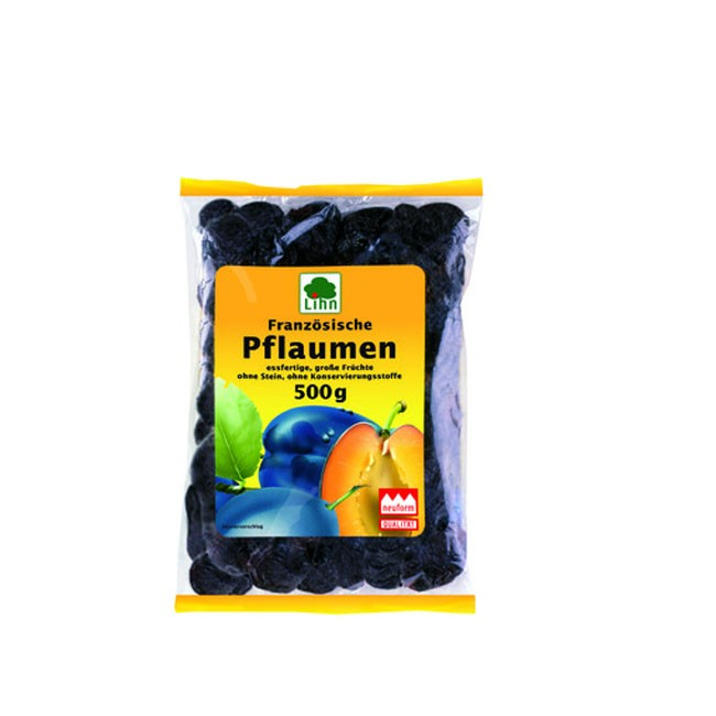 Lihn: französische Pflaumen entsteint (500g)