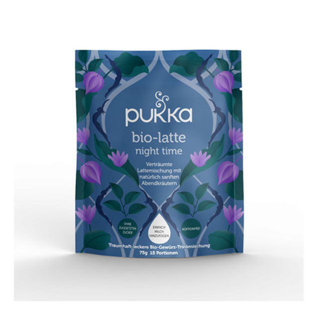 Pukka Night Time Latte 75g