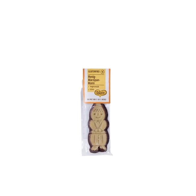 Werz Honig Marzipan Mann (1 Stk)