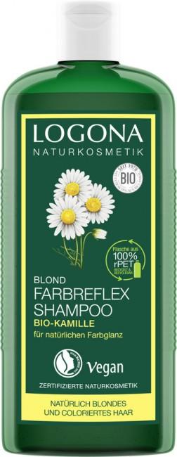 Logona : Farbpflege Shampoo Kamille (250ml)