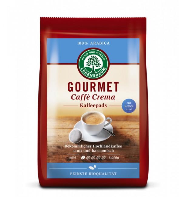Lebensbaum : Caffee Crema Pads entkoffeiniert, bio (18 Stück)