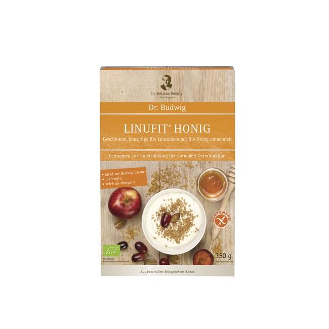 Dr. Budwig: Linufit Honig in Bio Qualität (350g)