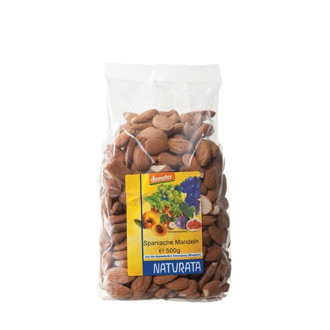 Spanische-Mandeln-Naturata-500g