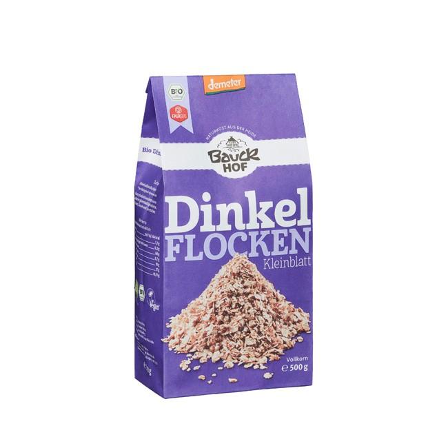 Bauckhof-Dinkelflocken-Kleinblatt-Demeter-500 g