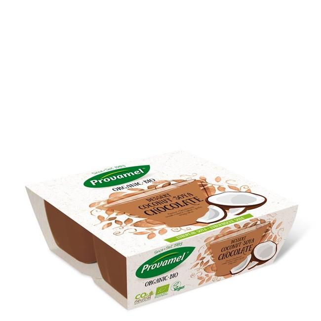 Provamel Dessert Kokos-Soja-Schoko, bio 4x125g