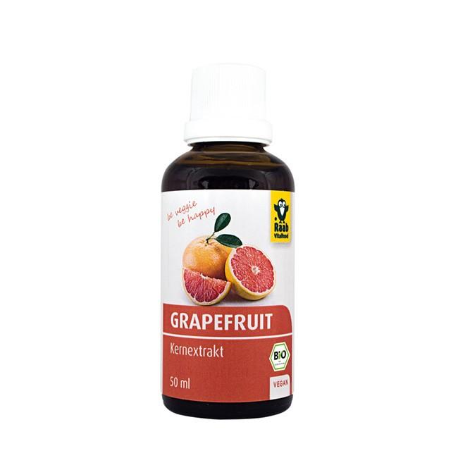Extrakt aus Grapefruchtkernen von Raab (50ml Bio Qualität)