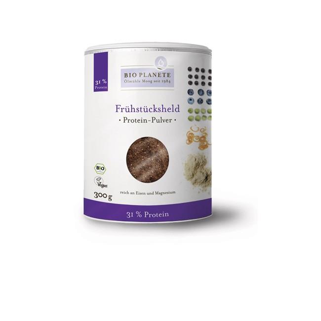 Bio Planete Frühstücksheld Proteinpulver (300g)