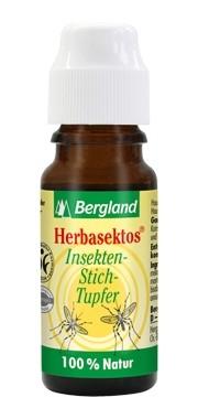 Bergland : Herbasektos Insektenstich-Tupfer (10ml)**