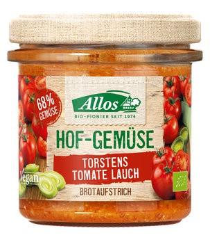 Allos : Hofgemüse Torstens Tomate Lauch, bio (135g)