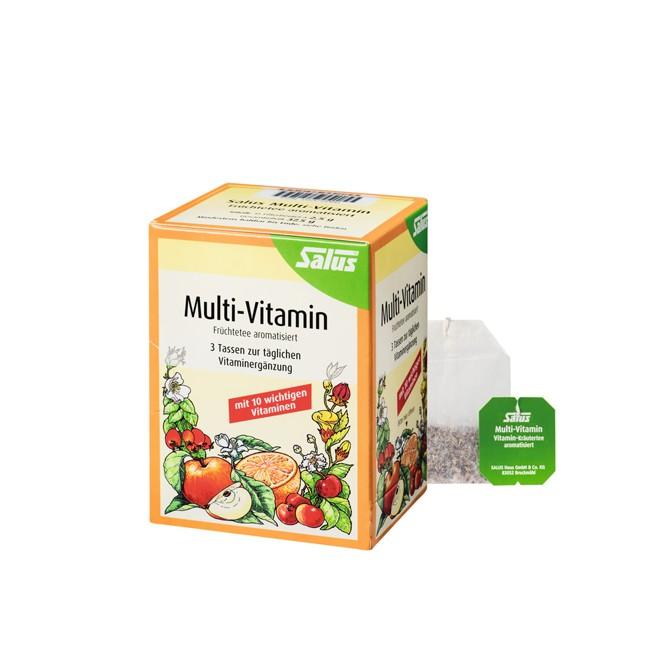 Salus : Multi-Vitamin Früchtetee (15 Beutel)