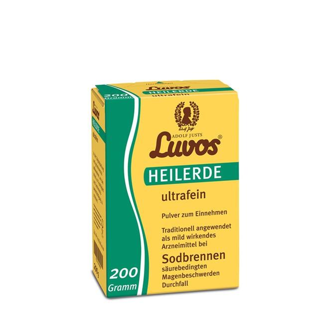 LUVOS Heilerde ultrafeines Pulver im 200g Pack