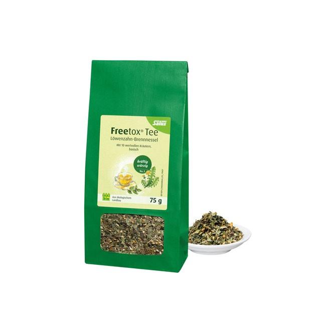 Salus : Freetox® Löwenzahn Brennnessel Tee, bio (75g)