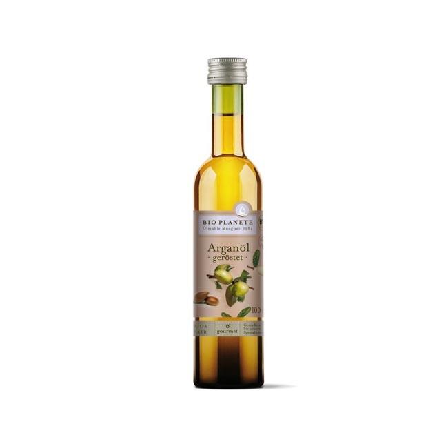 Bio Planète Arganöl geröstet Bio und Fair 100ml