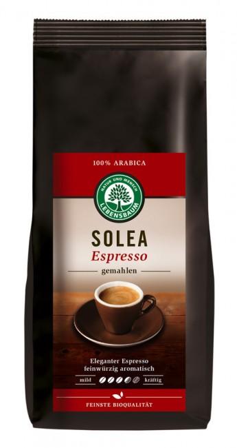 Lebensbaum : Solea Espresso gemahlen, bio (250g)