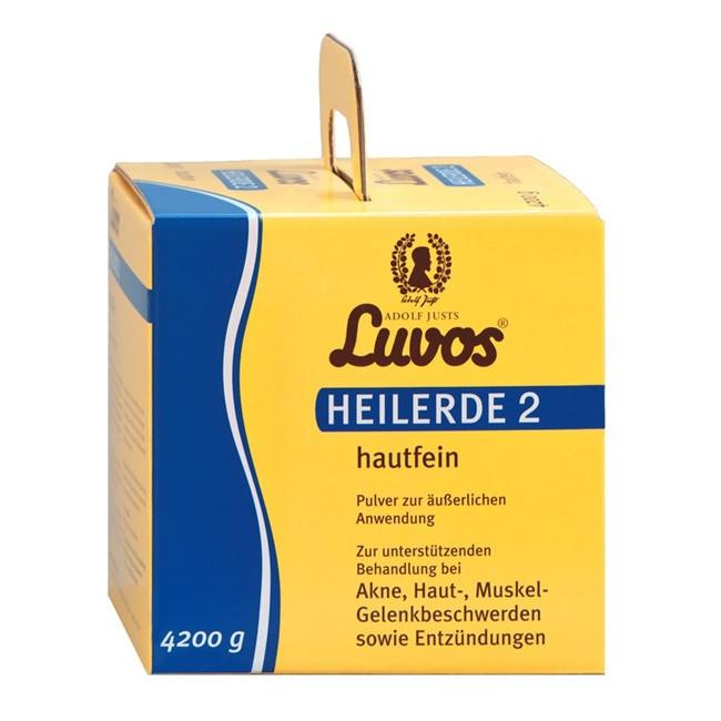 Luvos Heilerde 2 Hautfein im großen 4,2kg-Pack