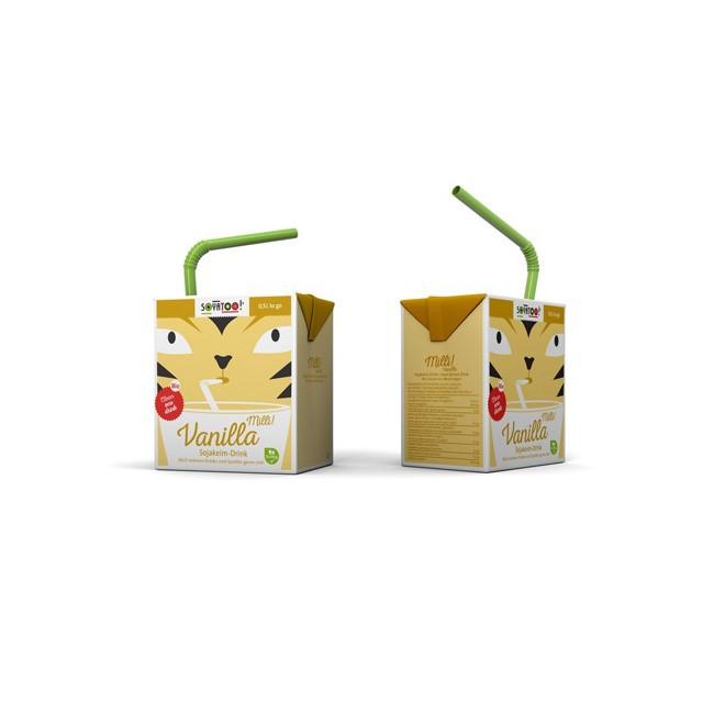 Soyatoo: Milli! Vanilla Sojamilchdrink (500ml)