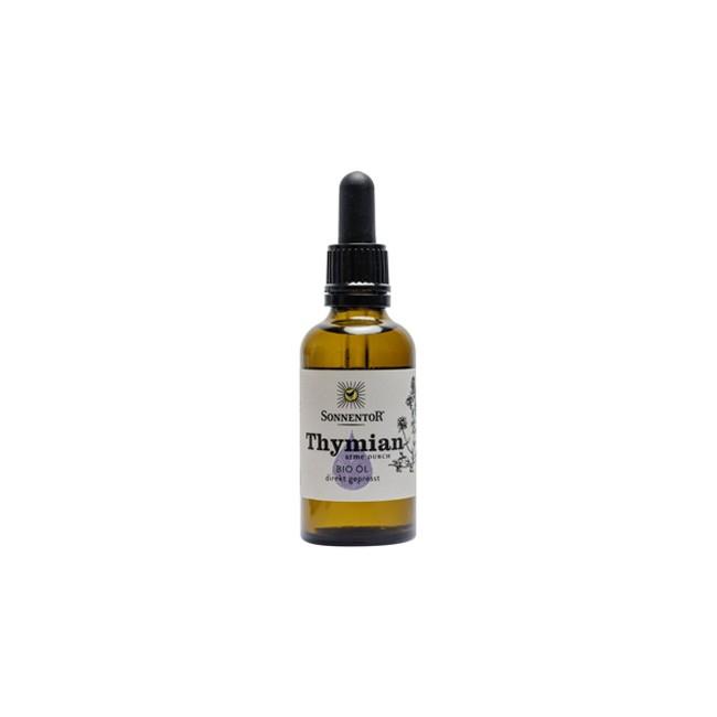 Sonnentor Thymian Bio Öl, 50ml