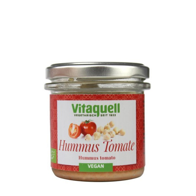 Vitaquell Hummus Tomate, bio 130g
