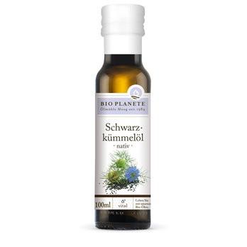 Bio Planète : Schwarzkümmelöl, bio (100ml)