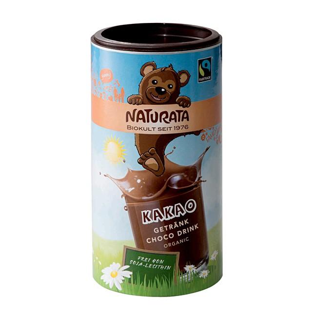 Naturata Kinder Schoko Kakao Trinkpulver 350g