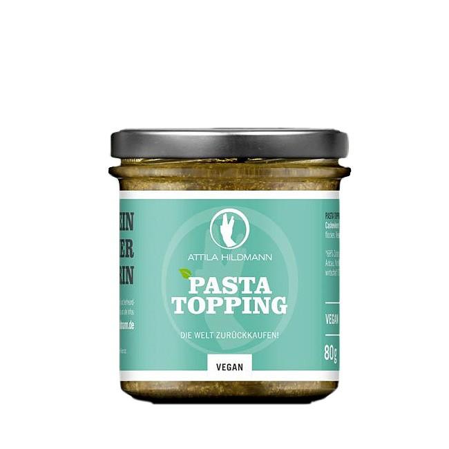 Veganes Pasta Topping von Attila Hildmann - Veganer Parmesan-Ersatz