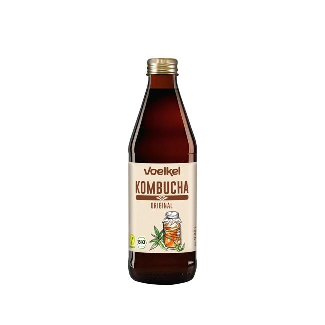 Voelkel : Kombucha Original, bio (0,33l)