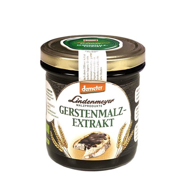 Gerstenmalzextrakt in Demeter Qualität von Lindenmeyer