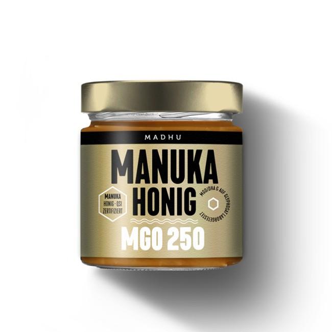 Madhu : Manuka-Honig MGO 250 Gold (500g